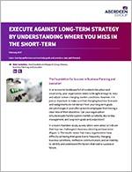 Aberdeen Webinar - Success in Business Planning & Execution