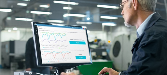 Manufacturing operations KPI analytics dashboards - Dploy Solutions