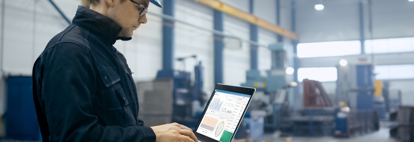 Digital manufacturing and industrial IoT (IIoT) solutions